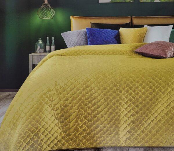 narzuta na łóżko ariel