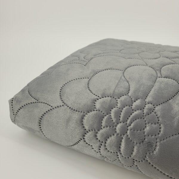 narzuta na łóżko - kwiaty4
