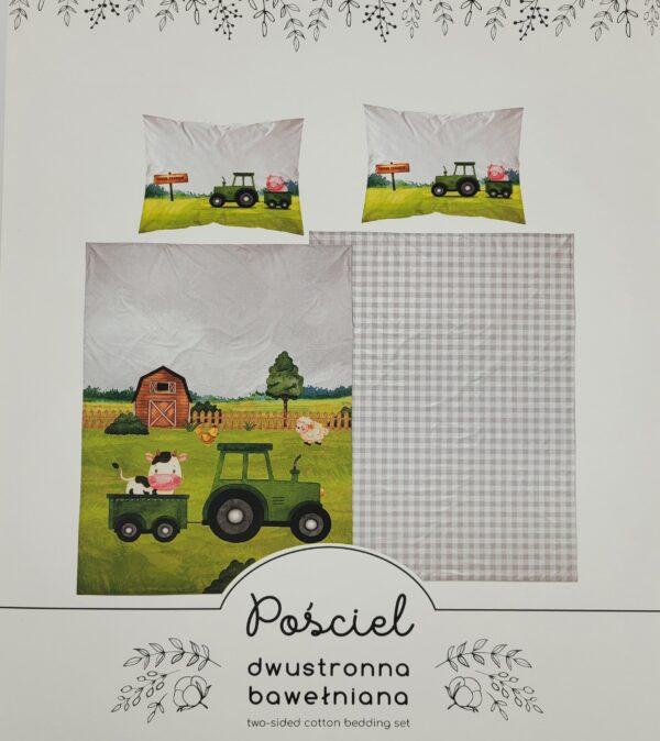 posciel traktor