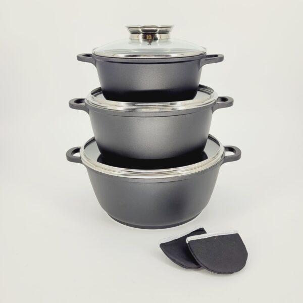 3 garnki oscar cook3