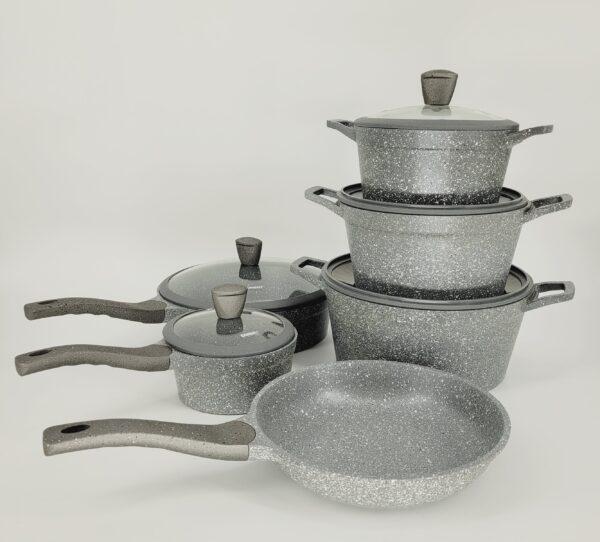zestaw banquet granite4