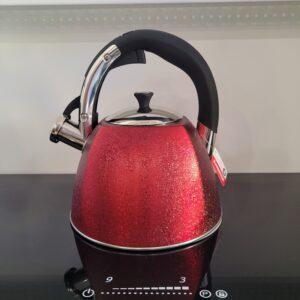 czajnik klausberg czerwony