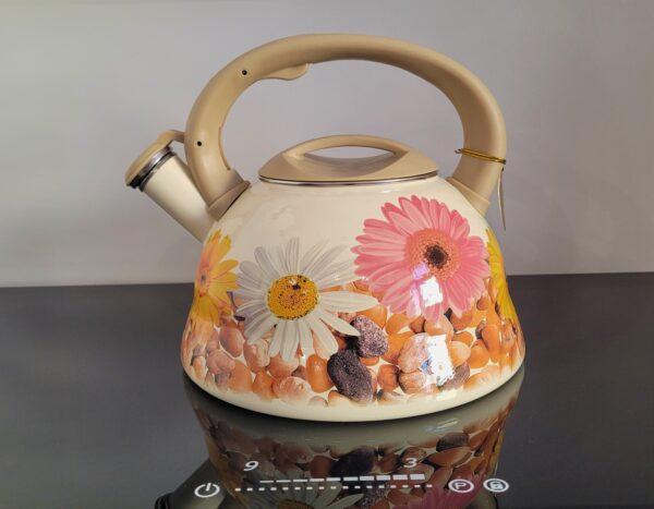 czajnik w kwiaty edenberg