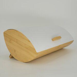 biały bambus chlebak