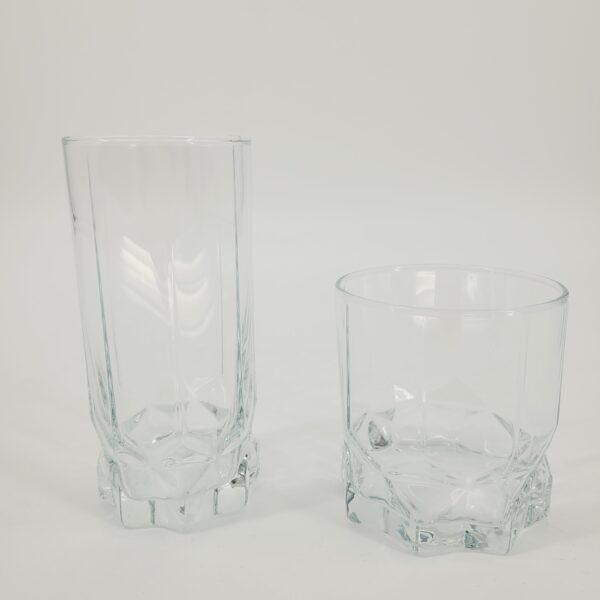szklanki diamond mix