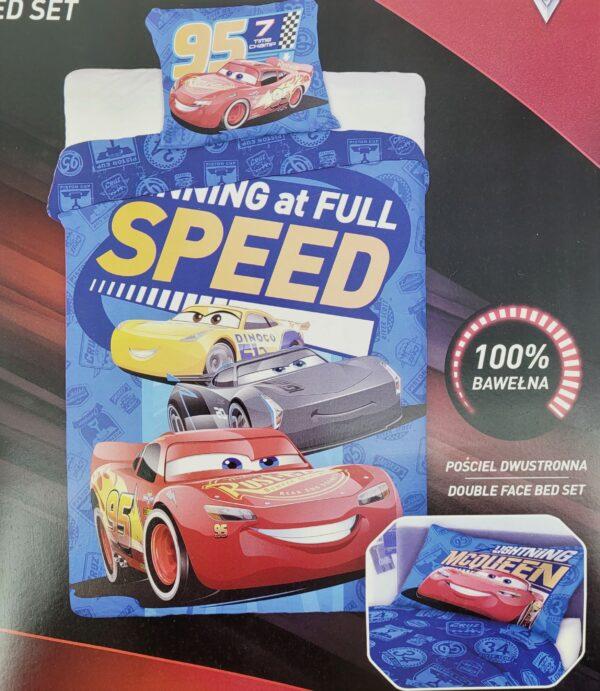 posciel cars1